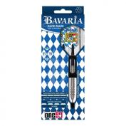 One80 Bavaria FB Steeltip Dart - Silver, 25g