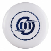 Animal Fetch Flying Disc Aero-Tech Frisbee White