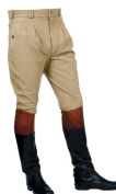 Mark Todd Men's Auckland Pleat Front Breeches