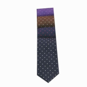 Equetech Kids Large Spotted Show Tie