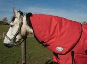 Rhinegold Konig Horse Neck Cover Rug