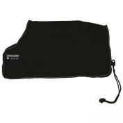 Amigo Mio Fleece Cooler With Cross Surcingle - Black/White