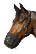 Horse Grazing Muzzle - Restricts Grazing - For Overweignt Horses Or Those Prone To Laminitis, Sizes