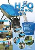 H2go Bag - the wheelbarrow water carrier!