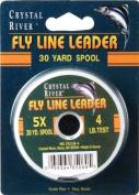 Crystal River Fly Line Leader 1.8kg