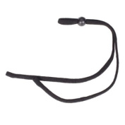 Sunglass Neck Strap Eyeglass Cord Sport Lanyard Holder Black