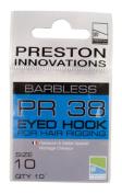 Preston Innovations Barbless PR38 Hooks