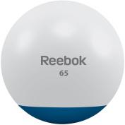 Reebok Anti Burst Exercise Ball - 65 cm, Blue