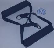 FH Resistance Exercise Band Handle Attachments - 2 pcs