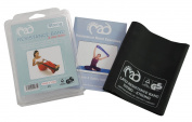Fitness-Mad Resistance Band 1.5M X 15Cm & User Guide