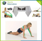 Dyna-Band - GREY- Workout Resistance Band