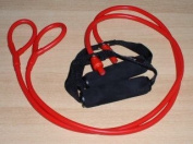 Billy Blanks Tubes red - Rubber Bands