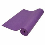 Yoga Exercise Fitness Workout Non Slip Mat With Carry Case