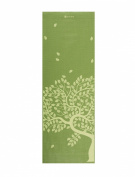 Gaiam Printed Yoga Mat - Tree of Life Print
