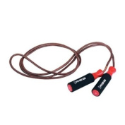 BBE Skip Rope Leather Weighted