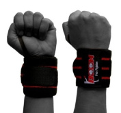 BOOM PRO Weight Lifting Wrist Support,Bodybuilding,Fitness and exercise