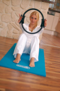 Sissel Core Trainer Pilates Circle Training incl. Exercise Poster