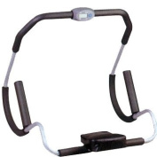 Confidence AB Crunch Roller with Counter - Black/Silver