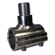 Lee's Clamp-On Antenna Mount - 4.2cm Pipe