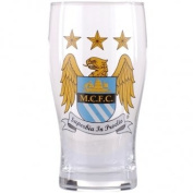 Manchester City Beer Glass