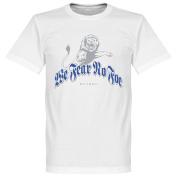 We Fear No Foe Millwall T-shirt-XL