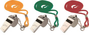 Sunflex Lion Metal Sports Whistle with Cord