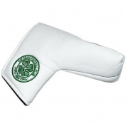 Celtic FC Blade Golf Putter Cover - White/Green