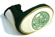 Celtic putter / hybrid / rescue club headcover - LOW COST SHIPPING !