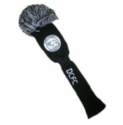 Official Derby County FC Golf Pompom Headcover (Driver) - A great gift / present for men, boys, sons, husbands, dads, boyfriends for Christmas, Birthdays, Fathers Day, Valentines Day, Anniversaries or just as a treat for and avid football ..