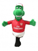 Arsenal FC Headcover - Mascot - Football Gifts