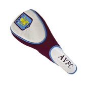 Aston Villa FC Official Product Golf EXTREME HEADCOVER FAIRWAY Embroidery New