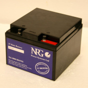 NRG Motocaddy compatible golf trolley battery 26AH 12 months warranty