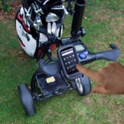 UltimateAddons Water Resistant Case for Motorola Defy with Golf Trolley Mount Attachment, fits most Golf Trolleys