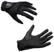 PGA Tour All Weather Golf Glove - Black