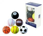 PGA Tour Novelty Fun Sports Golf Balls