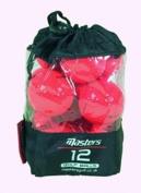 Masters Titanium Dozen Golf Balls