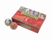Novelty 'Currency' Golf Balls - Pack 6