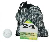 Second Chance TaylorMade 24 Premium Lake Golf Balls Grade A