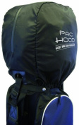 Golfers Club 'Pac Hood' Unisex Adult Golf Bag Hood - Black