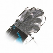 Master Golf Deluxe Clear Golf Bag Hood