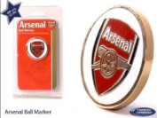 Arsenal Double Sided Golf Ball Marker