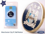Man City Double Sided Golf Ball Marker