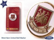 West Ham Double Sided Golf Ball Marker