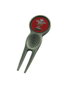 Wales Rugby Union Golf Divot Tool Set