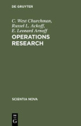 Operations Research [GER]