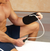 Dittmann Medical Cooling Compression Hand Bandage - One Size, Black