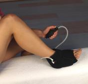 Dittmann Medical Cooling Compression Foot Bandage - One Size, Black