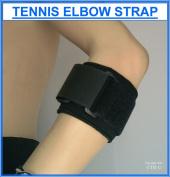 Proline Tennis Elbow Support Strap - Black