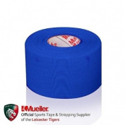 Mueller M Tape Zinc Oxide 3.8cm Various Colours