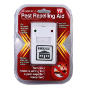 Pest Repelling Aid Rat Repellent Ultrasonic Electronic Rat-repelling Device Pest Control